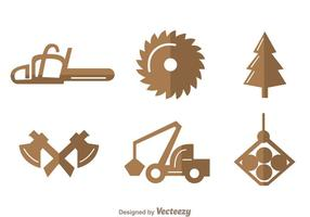 Icone di segheria