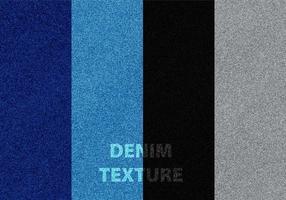 Denim Texture vettoriali gratis