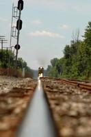 Trein rails