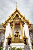 dusit maha prasat troonzaal, tempel van smaragdgroene boeddha