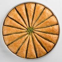 Turks dessert: baklava