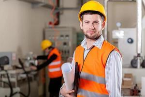 projectmanager bij productiegebied